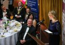 Charity dinner touches down for rugby charity