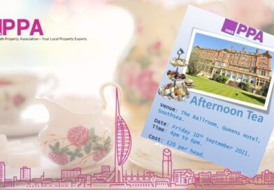 PPA Social Event – Afternoon Tea at the Queen's Hotel