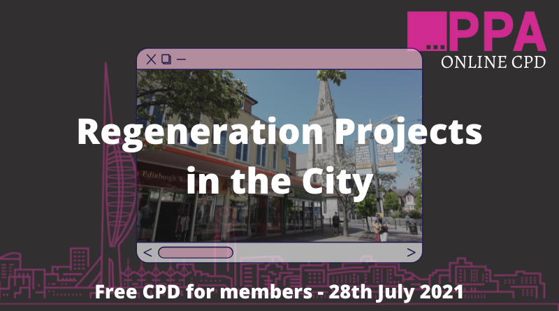Portsmouth City Council – Regeneration Projects