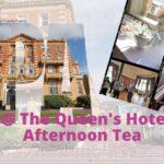 Queen's Hotel – Autumn Afternoon Tea